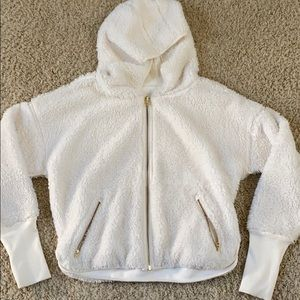 Athleta reversible hooded jacket